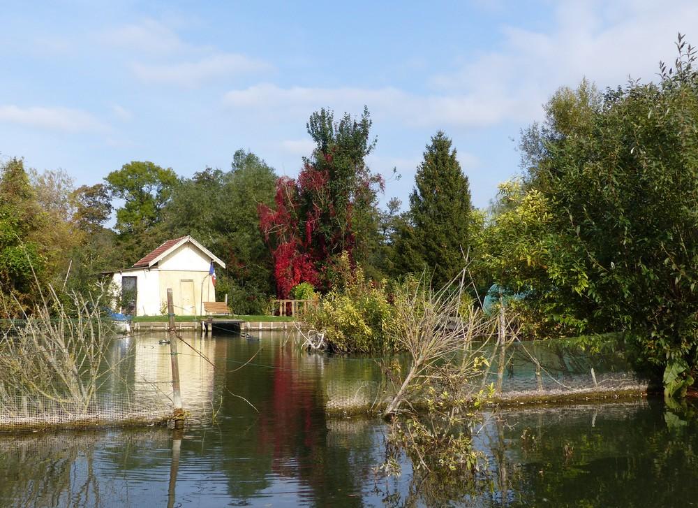 Amiens et ses Hortillonnages (1)