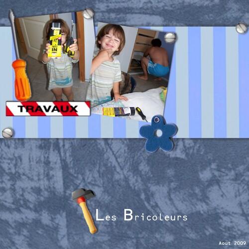Mes scrap 2010