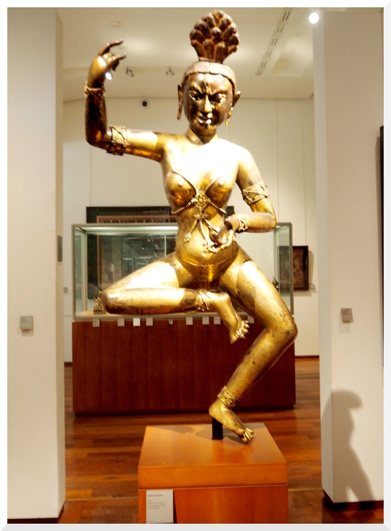 Déambuler au Musée Guimet. Paris