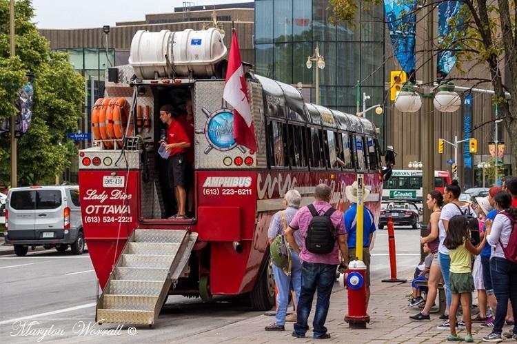 Province de l'Ontario : Ottawa déplacements