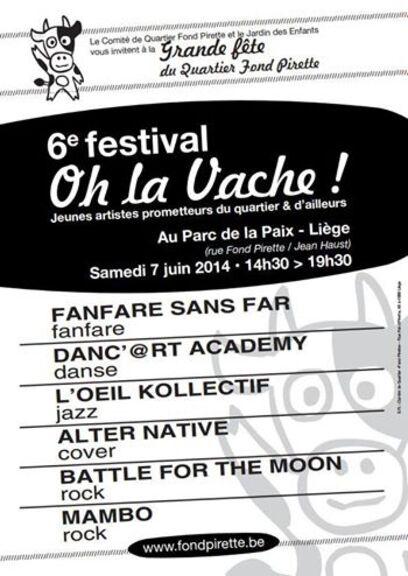 Grande Fête du Quartier Fond Pirette (Brocante/Concerts/Blind-test)
