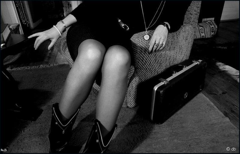 La Dame en noir - 2