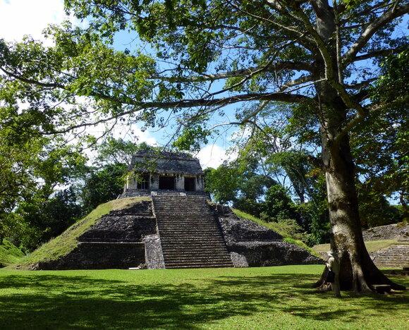 - Le Chiapas.