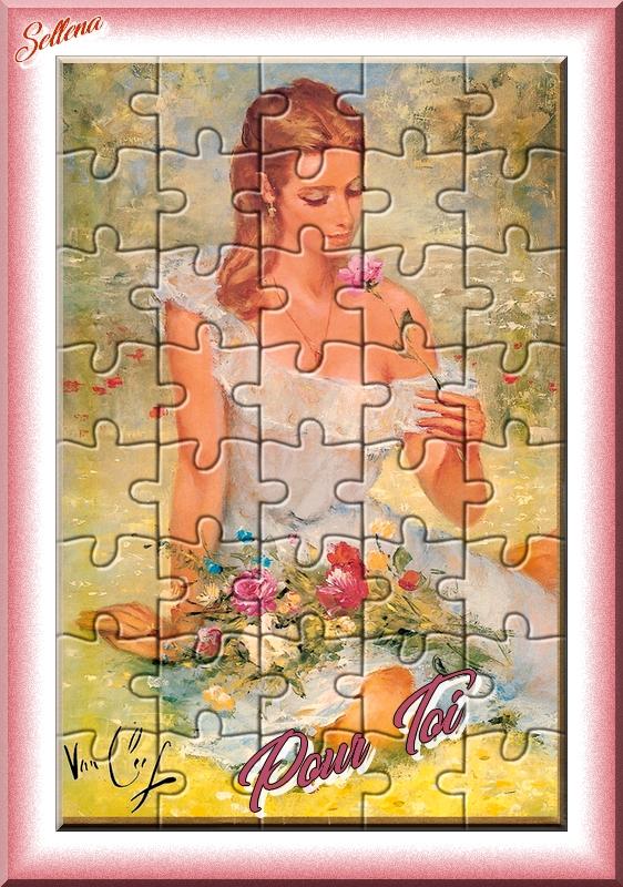 **Bonne Fête**Puzzles