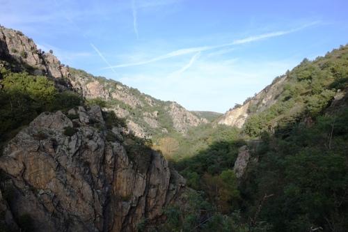 Idée de ballade à vélo d'une journée : Ardèche verte ( deuxième partie)