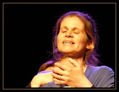 Chorales au théâtre d'Annonay. Printemps 2009