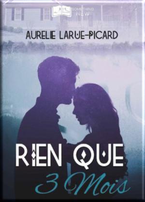 Rien que 3 mois de Aurélie Larue-Picard