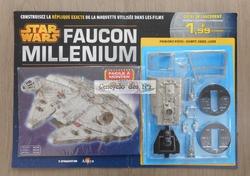 N° 1 Construisez le Faucon Millenium - Test