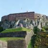 Le fort Vauban et le Lion à Belfort