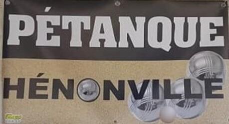 Pétanque Hénonville