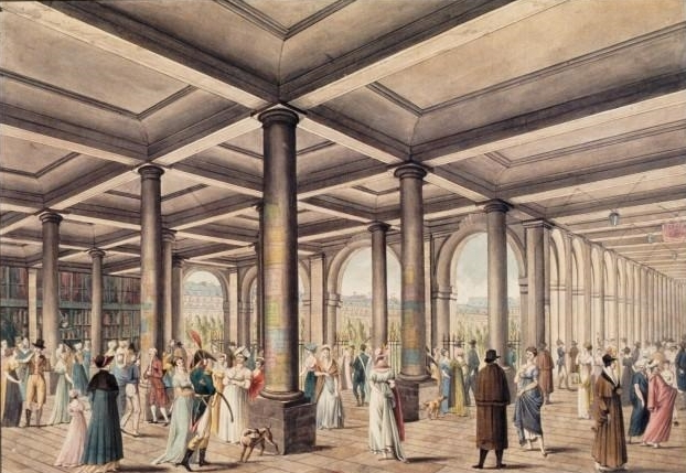 File:Galeries du Palais Royal, Paris, 1800.jpg