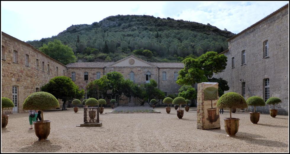 L'Abbaye de Fontfroide : N°2