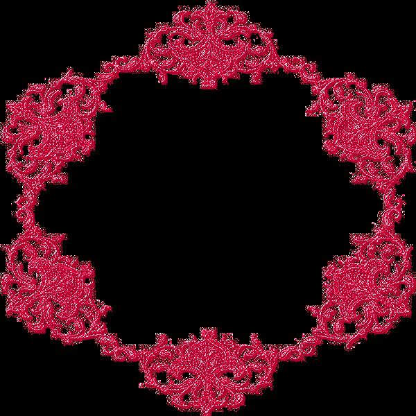 Dentelles roses 9