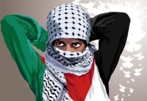 cortège palestine