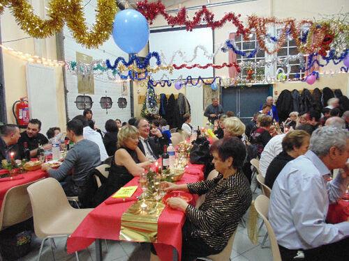 Soirée Nouvel AN 31/12/2013 chez unitalia