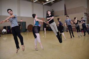 dance ballet class cleveland ballet