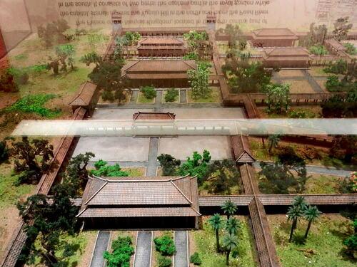 Le palais nan yue (2)
