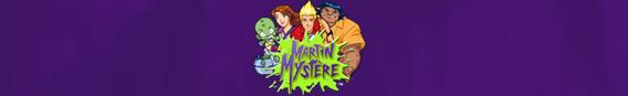Martin Mystère Bannière