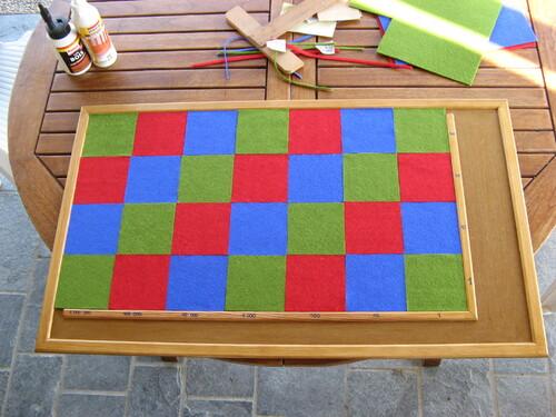 Mes ateliers montessori loustics - Tableau des tables de multiplication ...