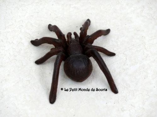 araignée en fonte.