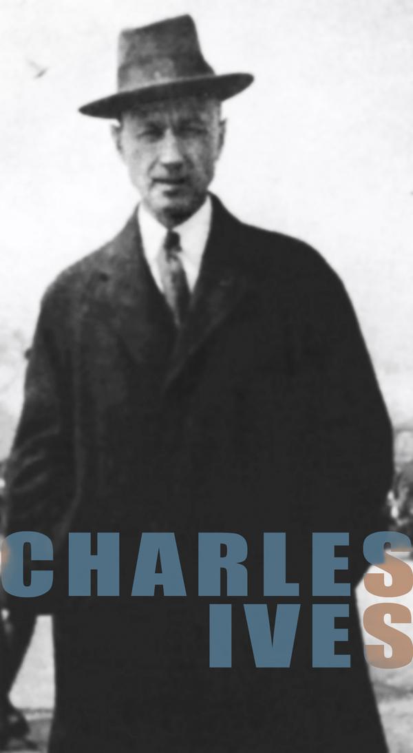 CHARLES IVES portrait