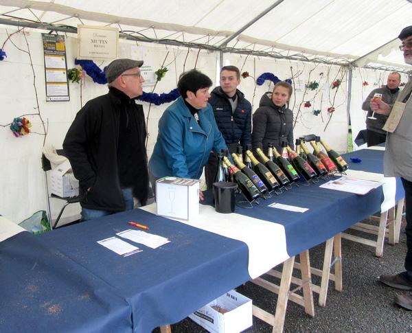 La Fête du crémant 2018 à Châtillon sur Seine