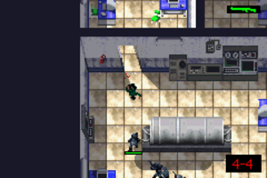 Rainbow Six Rogue Spear #4 Fer abandonné