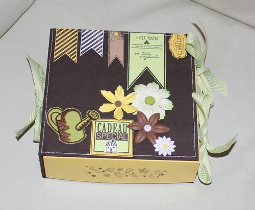 Boîte cadeau : version1