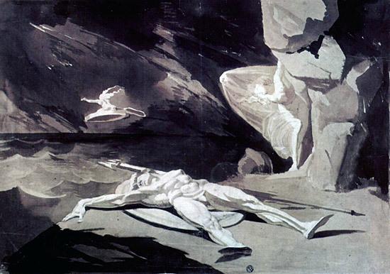 Peinture de Füssli