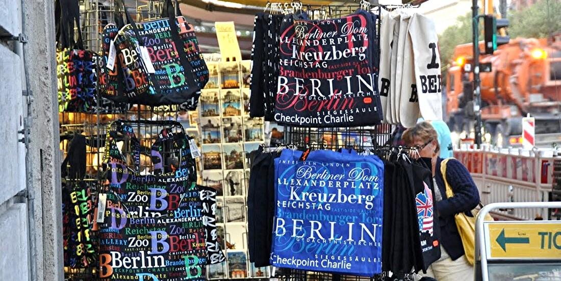 berlin - 2 - En marchant le long des rues