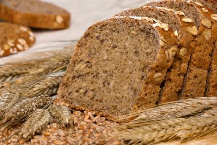 pain complet fibres