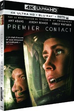 [UHD Blu-ray] Premier Contact