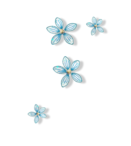 Fleurs en Farandole Série 24