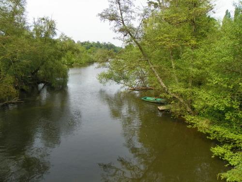 Le Pont du Coudray à Amayé sur Orne