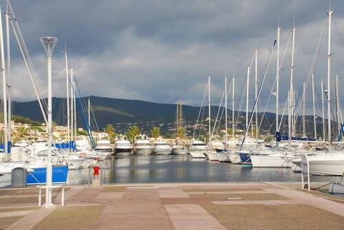 Le Port de Cavalaire