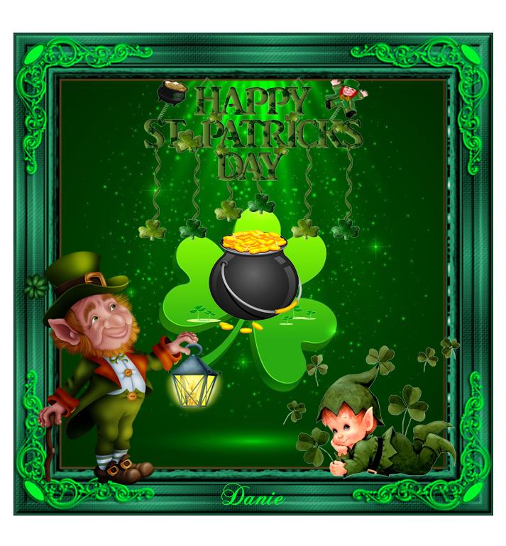 St Patrick..