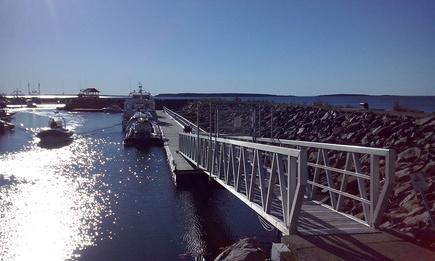 Meine Reise durch Québec: Tag elf - Havre-Saint-Pierre - Baie-Comeau