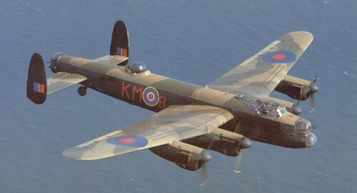 Reconstitution Royal Air Force R.A.F 1943