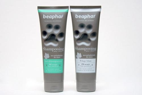 Beaphar : Nouveaux shampoings respectant la peau de votre chien
