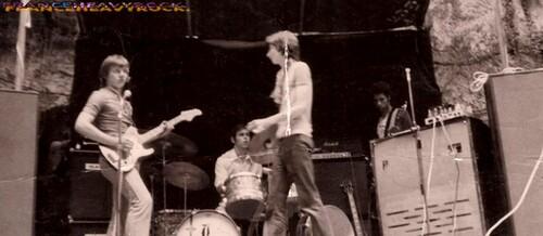 CORPORATION (1970-1973)