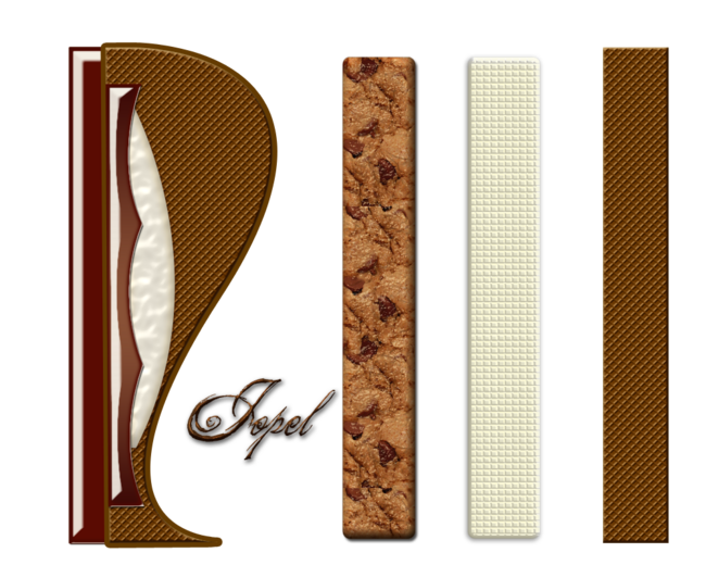 Kit Chocolat menoume menoume!!! par Jopel