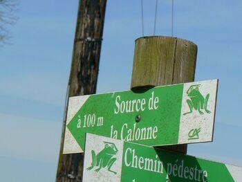 Les circuits de la Calonne et de Barville réunis