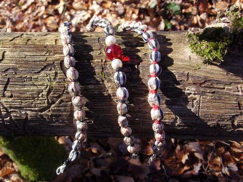 Bracelets ruban burberry