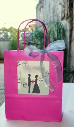 Mamzelle Garance donnera de jolis sacs à ses invités