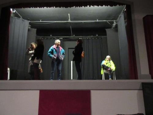 Théâtre de La Pacaudière...