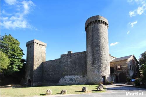 fortification de couvertoirade