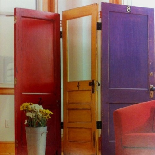 Idée déco 18 : Les portes