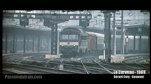 La gare de Grenoble!