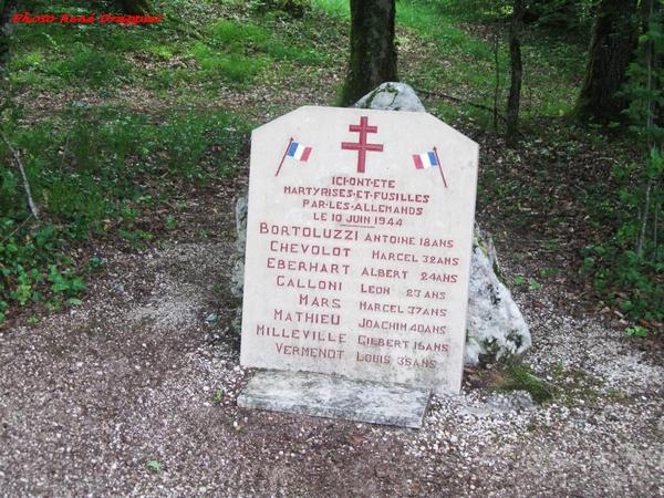 La cérémonie pour le 75ème anniversaire de la Bataille de la Forêt a eu lieu le 10 juin 2019