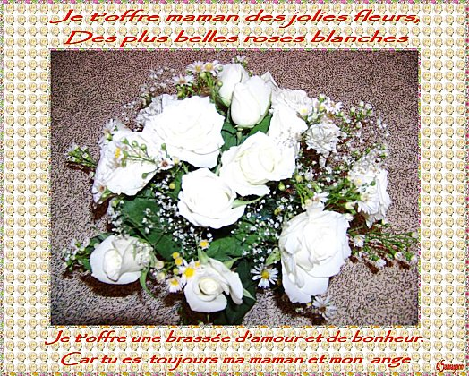 Poeme Anniversaire 70 Ans De Maman Orange8454